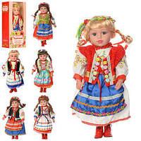 М'яконабивна музична лялька Українська красуня 6 видів., фото 1