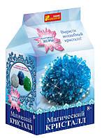 """Набор для опытов """"Магический кристалл. Синий"""" 0271"""