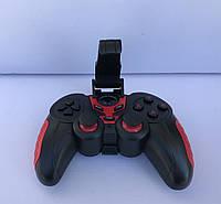 Беспроводной Bluetooth игровой джостик контроллер STK 70/ Геймпад с держателем/ Джойстик для ноутбука