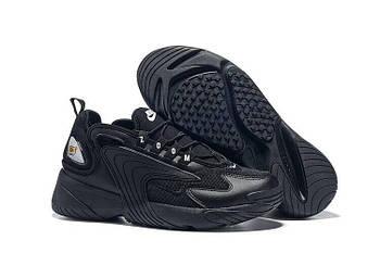 Кроссовки Nike Zoom 2k Black. Найк зум 2к черный.