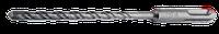 Сверло 6.0х110мм SDS Plus S-4 с двумя пластинами