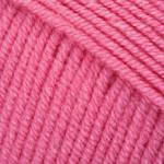 Пряжа для вязания Джинс розовый 42