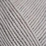 Пряжа для вязания Джинс серый 49