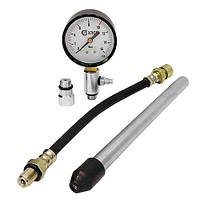 Компрессометр бензиновый удлиненный + гибкий шланг ХЗСО CMPR1605