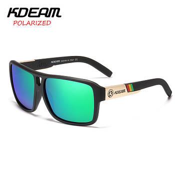Окуляри сонцезахисні KDEAM c поляризацією HQ-KD520G
