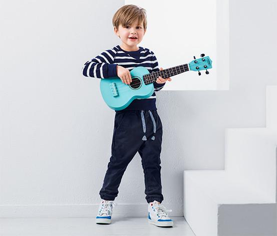 Стильные плотные брюки, штаны для мальчика в стиле Чино от тсм Tchibo (Чибо),Германия, на 110-116 см