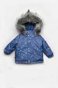 """Куртка зимова на хлопчика """"Космос"""""""