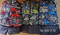 Куртка+комбінезон утеплені для хлопчиків Taurus, 1-5 років. Артикул: DL632