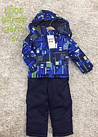 Куртка+напівкомбінезон для хлопчиків, 98-128 pp. Артикул: LD05