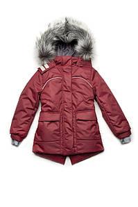 Куртка парка зимняя на мальчика