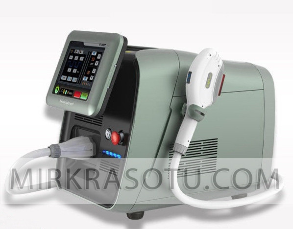 Аппарат SHR IPL RIVA для мягкой ЭЛОС эпиляции