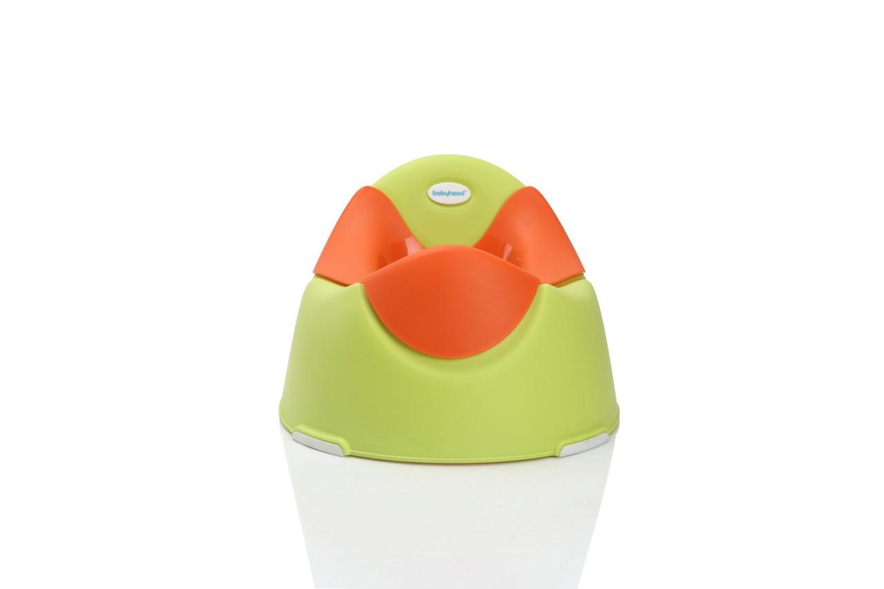 Дитячий горщик Babyhood Дора зелений (BH-106G)