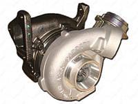 Компрессор, наддув (турбина) MERCEDES-BENZ (W210) E 270 CDI 2.7 D (1999-2003), GARRETT A6120960299