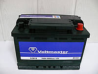 Аккумулятор 74Ah-12v VOLTMASTER (278х175х190),R,EN680, фото 1