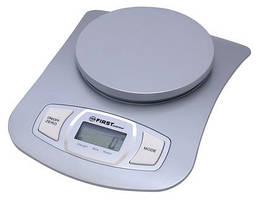 Весы кухонные электронные 5 кг FIRST Austria FA-6401
