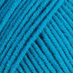 Пряжа для вязания Джинс бирюза 55