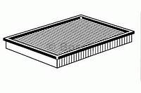 Воздушный фильтр, Nissan Note - Micra 1.0 - 1.2 - 1.4, BOSCH 1 457 433 273