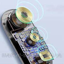 Беспроводное зарядное устройство Baseus 18W Smart 3 в 1 (Original) WX3IN1-01 Черная, фото 3
