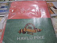 Махровая простынь Gulcan Havlu Pike Хлопок
