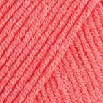 Пряжа для вязания Джинс коралловый 61