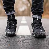 Кроссовки мужские в стиле Nike Air Max 720 termo Black, кроссовки Найк Аир Макс 720 термо (Реплика ААА), фото 3