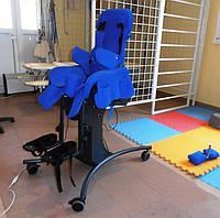 Вертикализатор электрический для реабилитации детей с ДЦП Baffin Automatic Stander Chair Size L