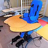 Вертикализатор электрический для реабилитации детей с ДЦП Baffin Automatic Stander Chair Size L, фото 4
