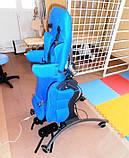 Вертикализатор электрический для реабилитации детей с ДЦП Baffin Automatic Stander Chair Size L, фото 5