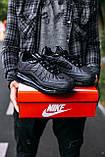 Кроссовки мужские в стиле Nike Air Max 720 termo Grey, кроссовки Найк Аир Макс 720 термо (Реплика ААА), фото 8