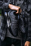 Кроссовки мужские в стиле Nike Air Max 720 termo Grey, кроссовки Найк Аир Макс 720 термо (Реплика ААА), фото 6