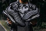 Кроссовки мужские в стиле Nike Air Max 720 termo Grey, кроссовки Найк Аир Макс 720 термо (Реплика ААА), фото 7