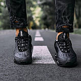 Кроссовки мужские в стиле Nike Air Max 720 termo Grey, кроссовки Найк Аир Макс 720 термо (Реплика ААА), фото 3