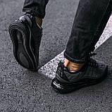 Кроссовки мужские в стиле Nike Air Max 720 termo Grey, кроссовки Найк Аир Макс 720 термо (Реплика ААА), фото 2