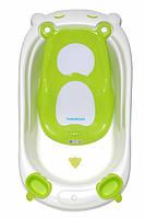 Ванночка Babyhood Мишка зелёная (BH-307G)