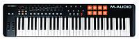 MIDI-клавиатура M-Audio Oxygen 61 MK IV