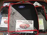 Авточехлы  Favorite на Nissan X-Trail 2 2007-wagon, фото 4