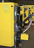 Инновационный пеллетный котел KRONAS PELLETS 62 кВт с горелкой «Oxi Ceramik» (Украина), фото 6