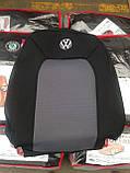Авточохли на Volkswagen Golf 6 Variant 2008-2012 wagon, фото 3