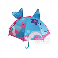 Детский зонтик Розовый дельфин