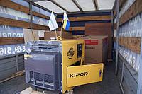 Kipor kge12e3 генератор бензиновый. Купить в Украине.