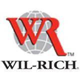 67062 Прижим граблины  для культиватора Wil-Rich