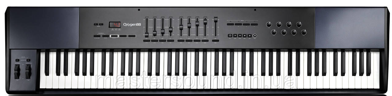"Midi клавиатура M-Audio OXYGEN 88 - Интернет-магазин ""Master sound"" в Харькове"
