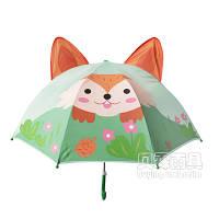 Детский зонтик Лисенок