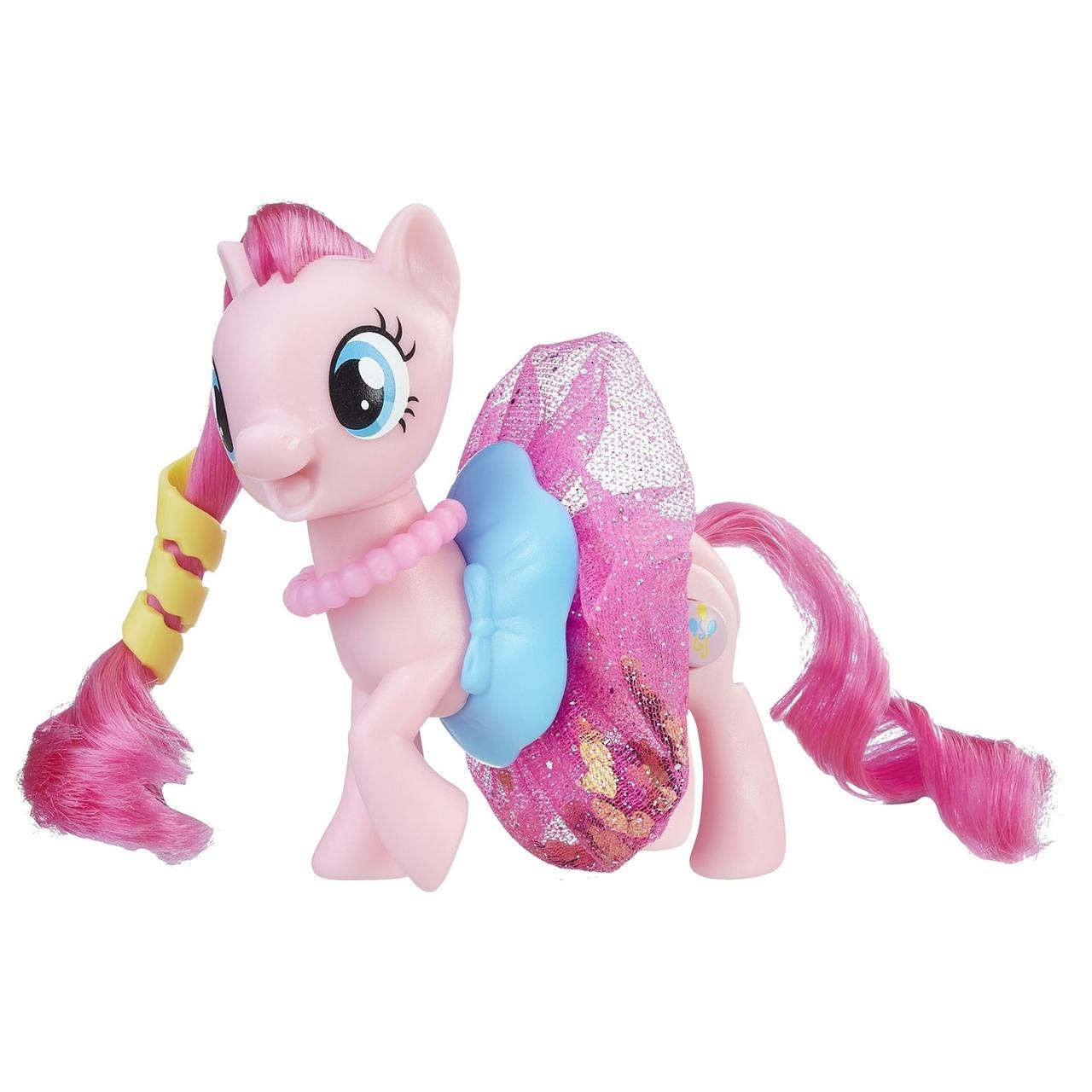 Игрушка My Little Pony Пинки Пай в блестящей юбке E0689