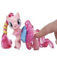 Игрушка My Little Pony Пинки Пай в блестящей юбке E0689, фото 7