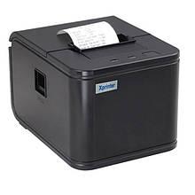 1 год гарантия Чековый принтер 58мм Xprinter C58H Ethernet авто обрез