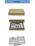 Универсальный внешний держатель рулона для бумаги этикеток чеков, фото 3