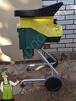 Измельчитель веток фрезерный Floraself 2.3 кВт (с реверсом)