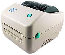 1 год ГАРАНТИЯ  Принтер этикеток Xprinter XP-450B USB аналог Zebra GC420D