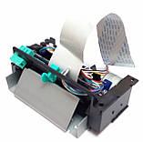 КОМПЛЕКТ Печатающая головка + Механизм протяжки ленты для принтера этикеток Xprinter XP-365B, фото 2